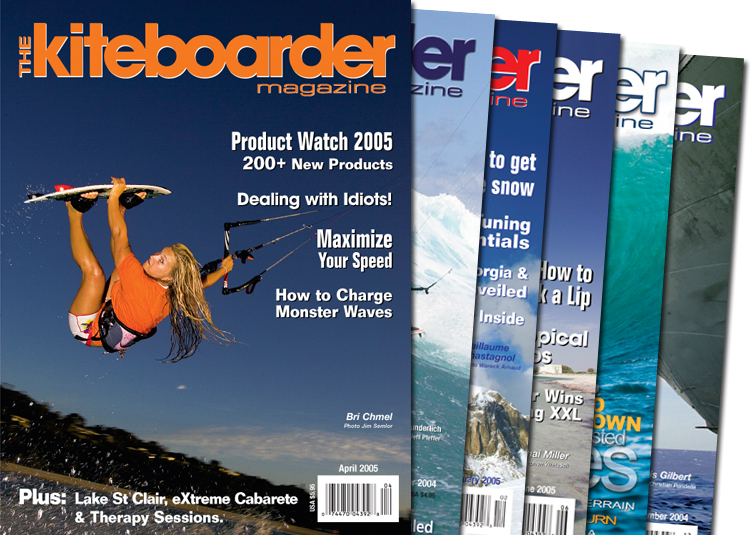 KiteboarderMag_CoverLayout