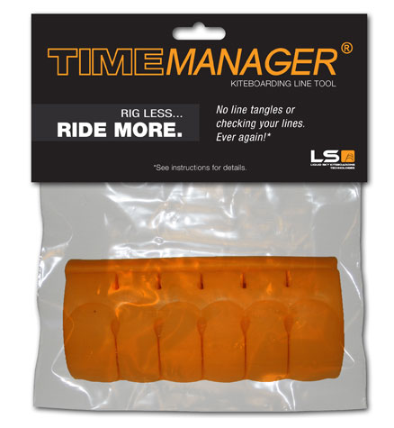 Time Manager Packaging - Outreach Media