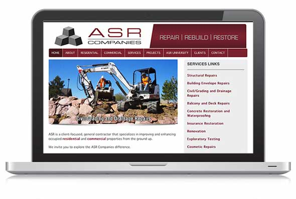 asrcompanies_website