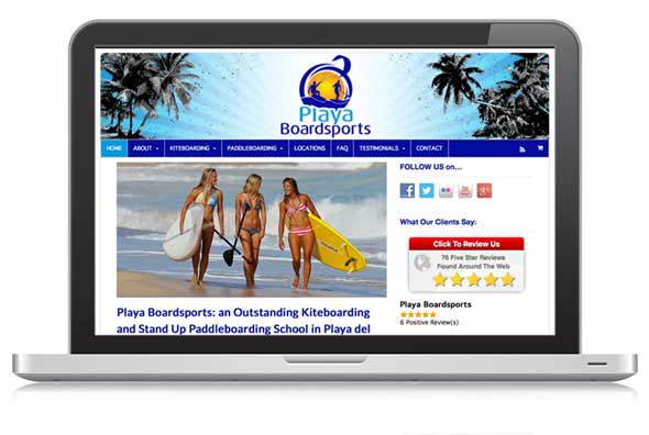 playaboardsports_website