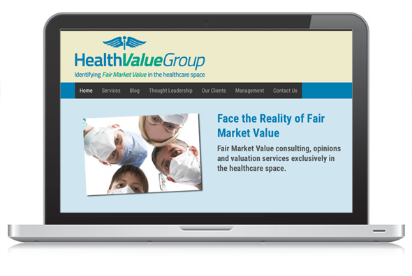 healthcare business valuation fair market value